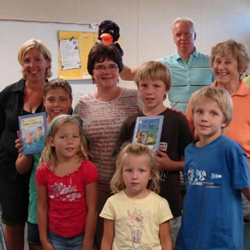 Bezoek Nederlandse School Temecula, Californië, USA
