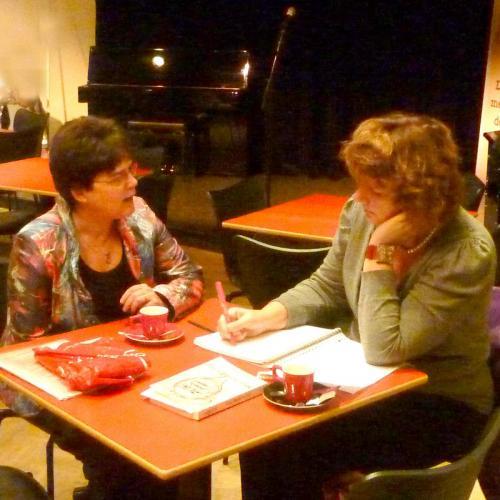Interview voor Nederlands Dagblad