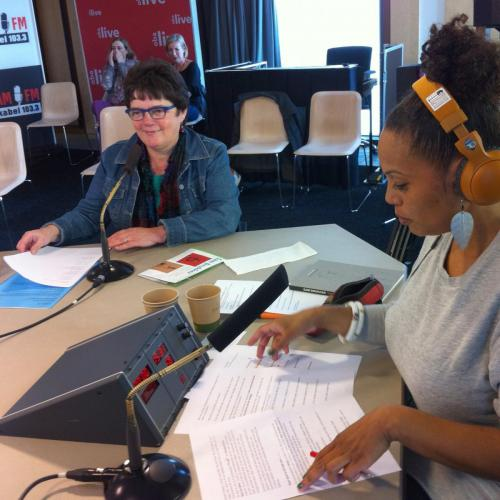 Interview Amsterdam FM